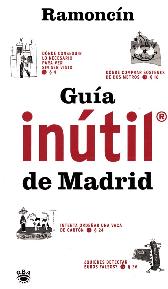 Guía inútil de Madrid