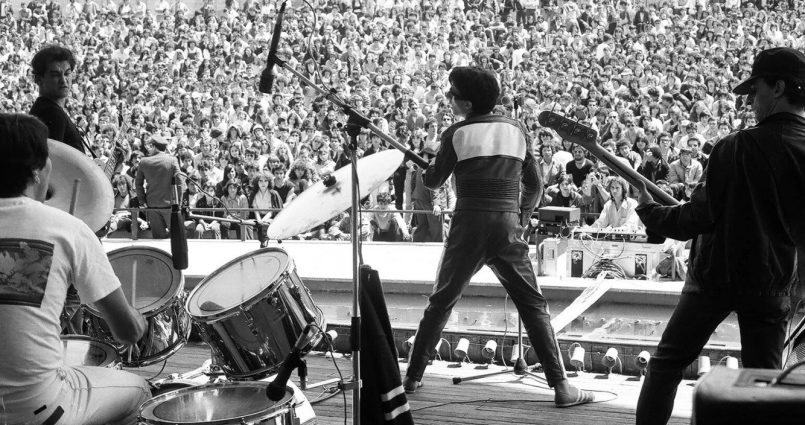 Cantantes Punk Rock Español años 80